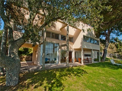 Terreno for sales at Avant-garde house with panoramic sea views  Platja D Aro, Costa Brava 17250 Espanha