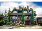 Single Family Home for sales at Nouveau Tudor Castle 84 Clarendon Road NW Calgary, Alberta T2L 0P3 Canada