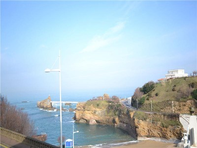 Appartamento for sales at Beautiful apartment T4, sea view with terrace and  Biarritz, Aquitania 64200 Francia