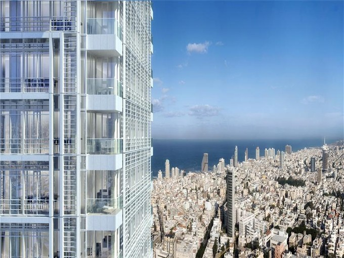 Condominio for sales at Meier On Rothschild Unit 18G  Tel Aviv, Israel 61999 Israele