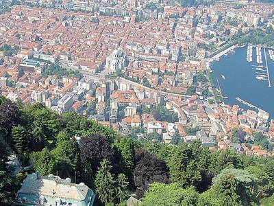 Residencial - Outro for sales at Prestigious period villa overlooking Lake Como Brunate Como, Como 22034 Itália