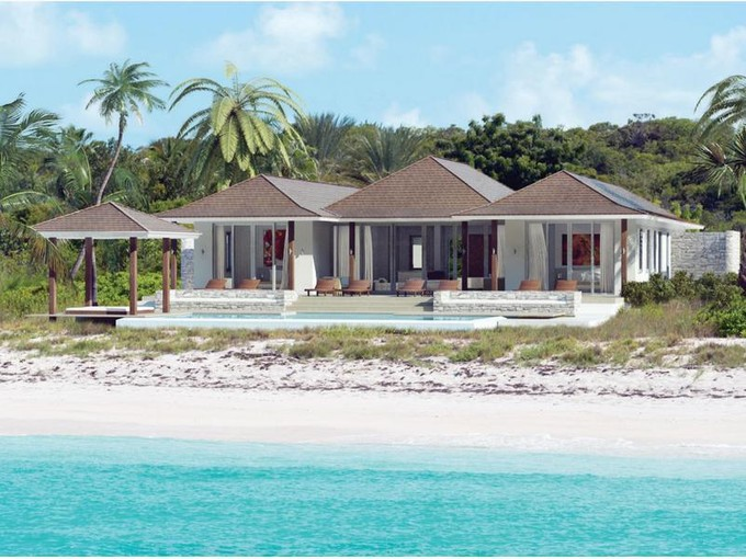 Moradia for sales at The Residences 1 Beachfront Grace Bay, Providenciales TCI BWI Turks E Caicos