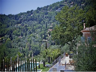 Multi-Family Home for sales at Private estate with three newly built villas, a mu  Grasse, Provence-Alpes-Cote D'Azur 06130 France