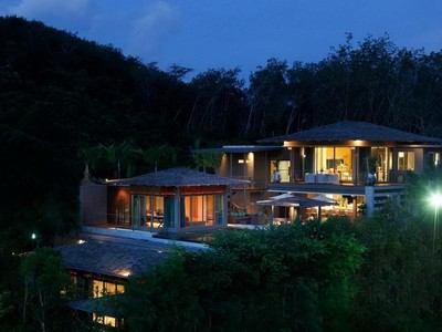 Single Family Home for sales at Sea View Luxury in Layan  Surin, Phuket 83110 Thailand