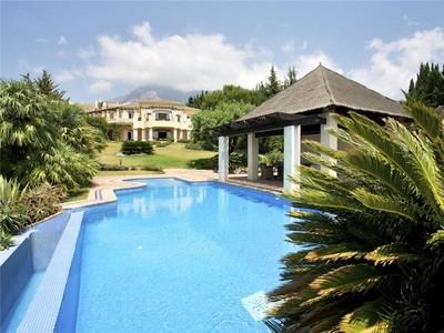 Vivienda unifamiliar for sales at Impresionante propiedad con espectaculares vistas  Marbella, Costa Del Sol 29600 España