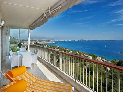 Wohnung for sales at Apartment for sale Panoramic sea views  Cannes, Provence-Alpes-Cote D'Azur 06400 Frankreich