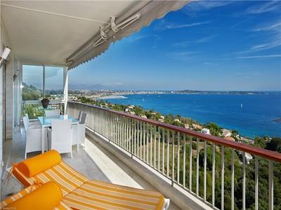 公寓 for sales at Apartment for sale Panoramic sea views  Cannes, 普罗旺斯阿尔卑斯蓝色海岸 06400 法国