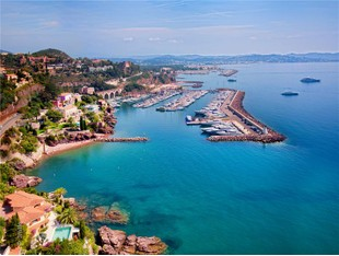 Other Residential for sales at Waterfront Villa  Theoule Sur Mer, Provence-Alpes-Cote D'Azur 06590 France