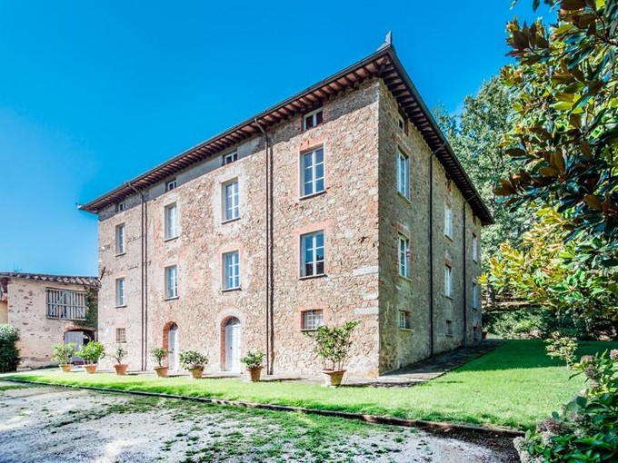 Single Family Home for sales at 17th Century villa with landscaped garden Camaiore Lucca, Lucca 55041 Italy
