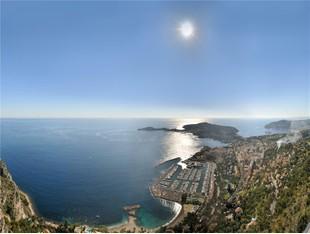 Casa para uma família for rentals at Sole Agent - Modern villa  Villefranche, Provença-Alpes-Costa Azul 06230 França
