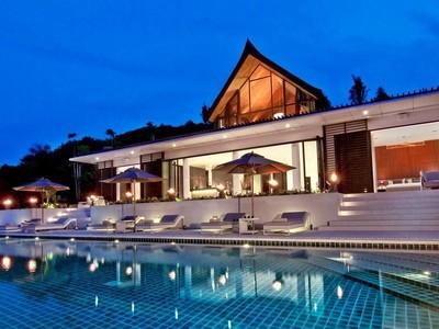 獨棟家庭住宅 for sales at Absolute Beachfront Villa Cape Yamu Cape Yamu, 普吉 83110 泰國