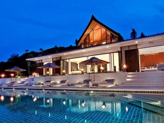 Villa for sales at Absolute Beachfront Villa Cape Yamu Cape Yamu, Phuket 83110 Thailandia