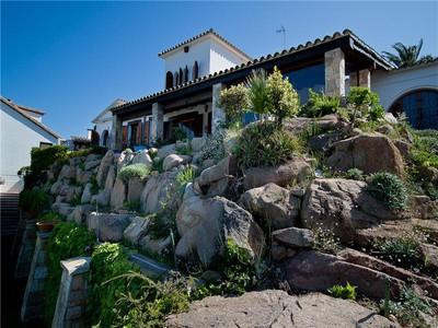 Nhà ở một gia đình for sales at House with seaviews in Sant Feliu de Guixols   Sant Feliu De Guixols, Costa Brava 17220 Tây Ban Nha