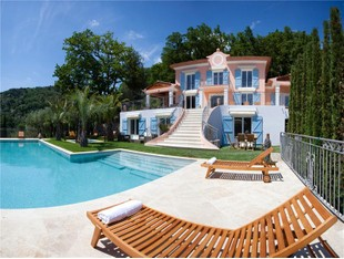 Other Residential for sales at Luxury newly built villa in a quiet area  Grasse, Provence-Alpes-Cote D'Azur 06130 France