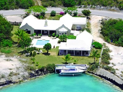 Maison unifamiliale for sales at Sugar Apple Lane Canal Front Leeward, Providenciales TCI BWI Îles Turques Et Caïques