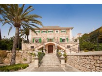 Vivienda unifamiliar for sales at Villa señorial  con vistas en Palma    Palma, Mallorca 07003 España