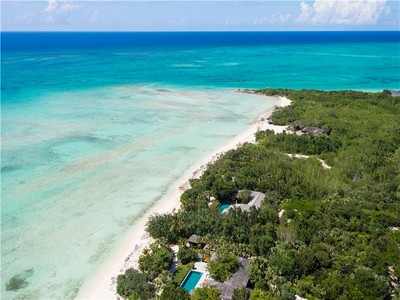 Tek Ailelik Ev for sales at Lucky House on Parrot Cay Beachfront Parrot Cay, Parrot Cay TCI BWI Turks Ve Caicos Adalari