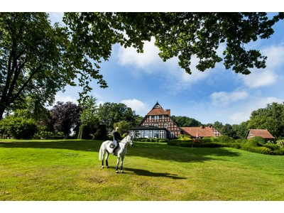 Farm / Ranch / Plantation for sales at Luxurious Estate with professional Horse Farm near  Other Lower Saxony, Lower Saxony 28857 Germany