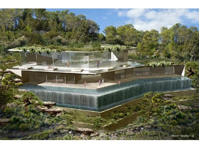 Moradia for sales at South Oriented New Build In Prestigious Gated Comm  Sant Josep, Ibiza 07830 Espanha