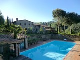 Vivienda unifamiliar for sales at Charming countryhouse in Chianti region Piazza San Firenze Gaiole In Chianti, Siena 53013 Italia