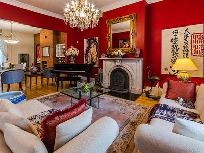 Casa Unifamiliar for sales at Cachet d'antan 1041-1043 Rue Berri Montreal, Quebec H2L 4C4 Canadá