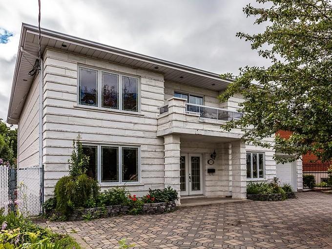 獨棟家庭住宅 for sales at Saint-Léonard 5630 Rue Paul-Sauvé Montreal, 魁北克省 H1P 1L1 加拿大