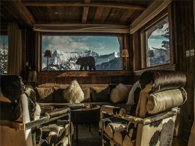 Casa para uma família for sales at Chalet Come  Megeve, Rhone-Alpes 74120 França