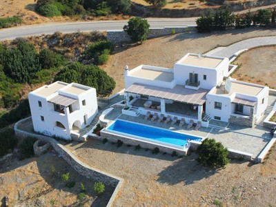 Nhà ở nhiều gia đình for sales at Villa Irene Paros Paros, Nam Aegean 84400 Hy Lạp
