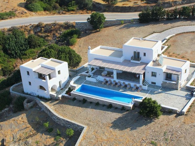 Multi-Family Home for sales at Villa Irene Paros Paros, Southern Aegean 84400 Greece