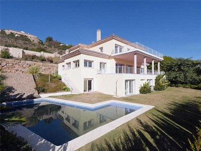 Maison unifamiliale for sales at Lovely new built villa close to the golf  Benahavis, Costa Del Sol 29679 Espagne