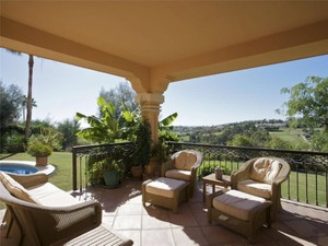 Additional photo for property listing at Andalusian style villa  Marbella, Costa Del Sol 29679 Spain