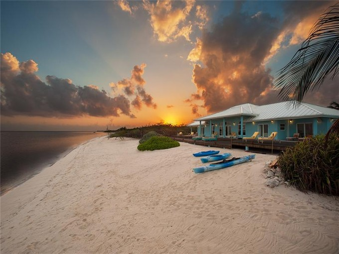 Einfamilienhaus for sales at Laguna, Little Cayman real estate Laguna, North Coast Rd E, Little Cayman, Cayman Islands Marys Bay, Little Cayman Caribbean Kaimaninseln