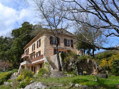 Casa para uma família for sales at Property with bastide, chapel and gardener's house  Other Provence-Alpes-Cote D'Azur, Provença-Alpes-Costa Azul 83830 França