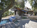 Property Of Rustic villa situated high up in the hills east of