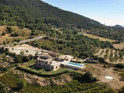 Mehrfamilienhaus for sales at Neubau Finca in Ruhiger Gegend in Randa  Center, Mallorca 07120 Spanien