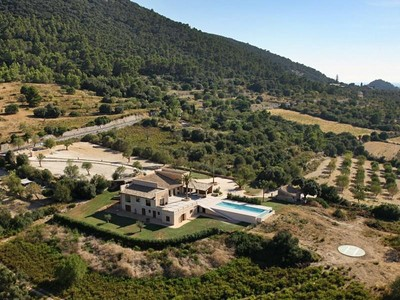 Multi-Family Home for sales at Country House Estate in Randa  Center, Mallorca 07120 Spain