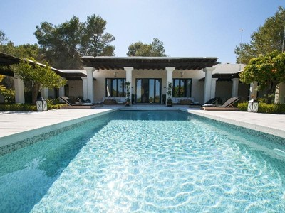 Maison unifamiliale for sales at Country Heavenly Home With Magnificent Garden  San Lorenzo, Ibiza 07812 Espagne