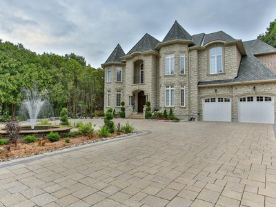 Single Family Home for sales at Stunning Oasis In Pickering 492 Rougemount Dr  Toronto, Ontario L1W2B9 Canada