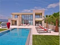 其他住宅 for sales at Beautiful modern villa with panoramic sea view  Other Provence-Alpes-Cote D'Azur, 普羅旺斯阿爾卑斯藍色海岸 06550 法國
