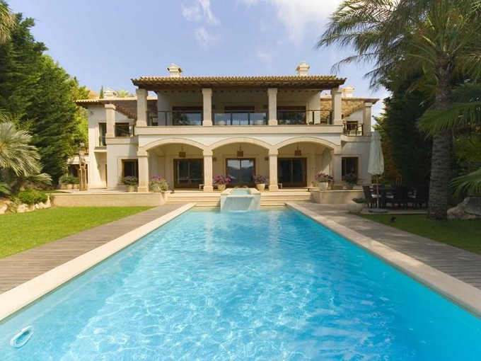 Mehrfamilienhaus for sales at Luxus-Villa in Las Brisas, Port Andratx  Andratx, Mallorca 07157 Spanien