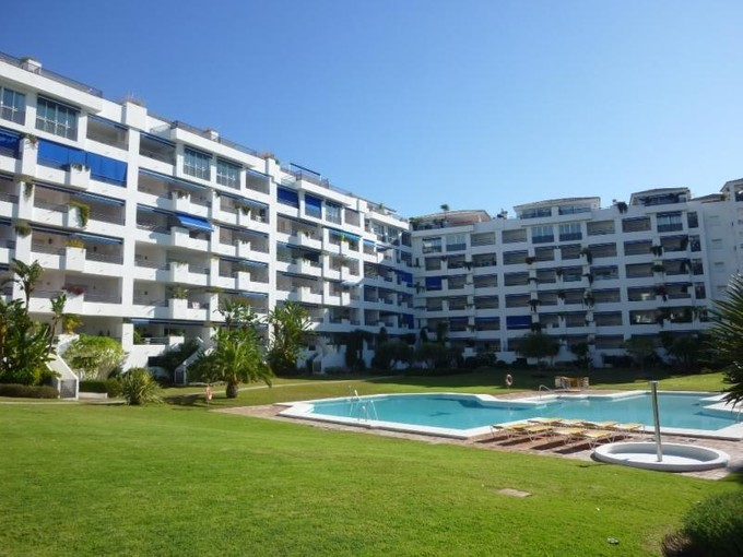 Квартира for sales at Duplex penthouse situated in the heart of Puerto B  Marbella, Costa Del Sol 29660 Испания