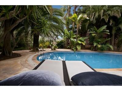 Nhà ở một gia đình for sales at Tropical Beach Home In Protected Cala Xarraca  Sant Joan De Labritja, Ibiza 07810 Tây Ban Nha