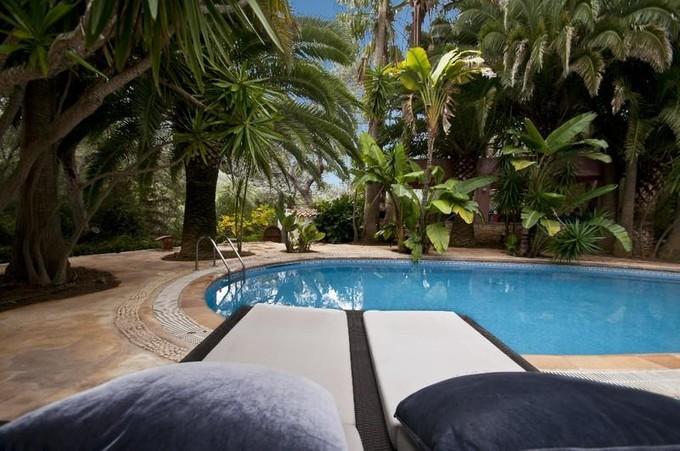 Casa Unifamiliar for sales at Tropical Beach Home In Protected Cala Xarraca  Sant Joan De Labritja, Ibiza 07810 España