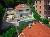 Maison unifamiliale for sales at Villa Cap de Nice vue mer  Nice,  06300 France