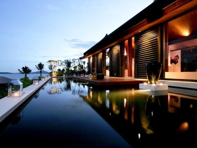 Частный односемейный дом for sales at Contemporary Design Villa Cape Yamu Cape Yamu, Пхукет 83110 Таиланд