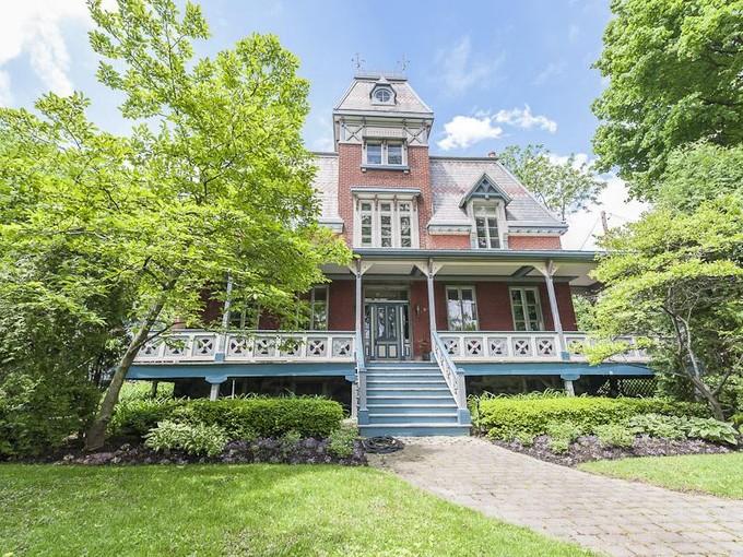 Maison unifamiliale for sales at Westmount  Montreal, Québec H3Y 2K3 Canada