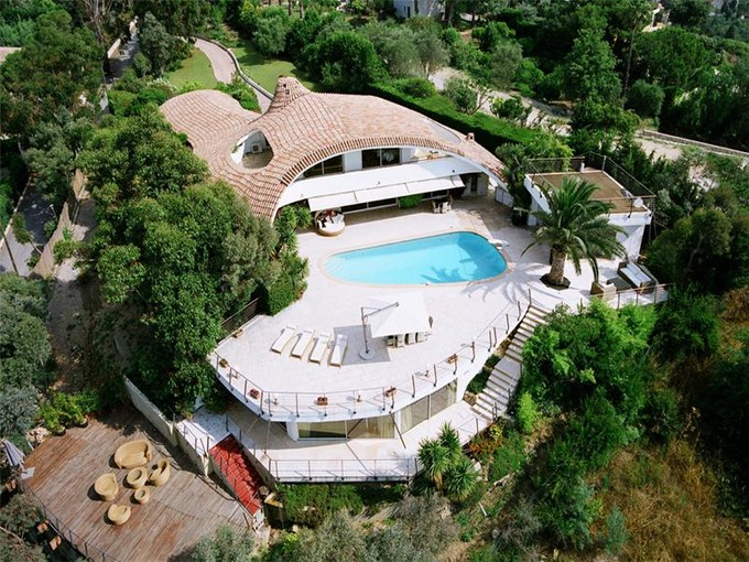 Multi-Family Home for sales at Property with atypical architecture  Cannes, Provence-Alpes-Cote D'Azur 06400 France