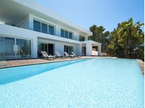 Maison unifamiliale for sales at Two Home Property with sea view in Cala Molí    San Jose, Ibiza 07830 Espagne