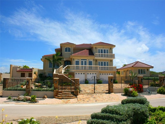 Single Family Home for sales at Stunning Estate with exquisite interior designs Malmok, Aruba Aruba