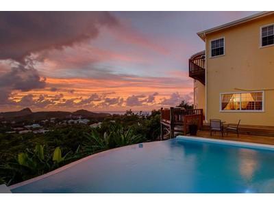 Single Family Home for sales at Villa Chloesa Belle Vue, Cap Estate, Gros Islet, St. Lucia Cap Estate, Gros-Islet - St. Lucia